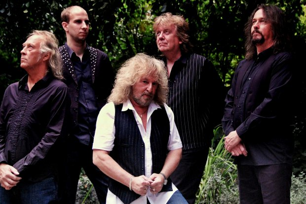 Barclay James Harvest kommen