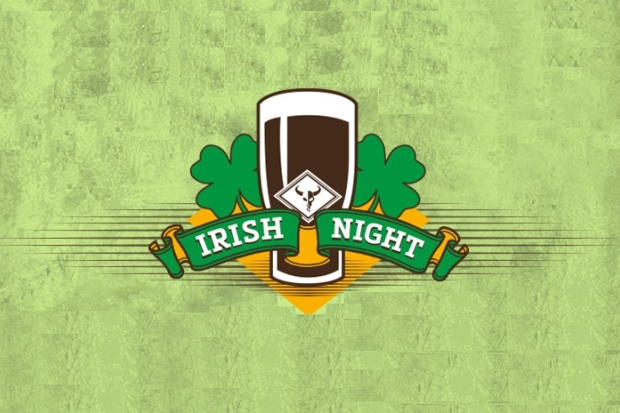 Irish Night ausverkauft