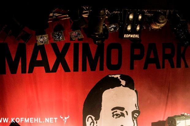 Maxïmo Park – die Fotos