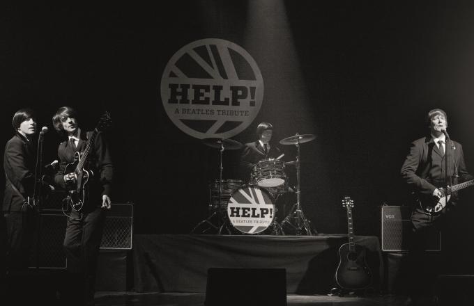 Help! – die grössten Hits der Beatles live