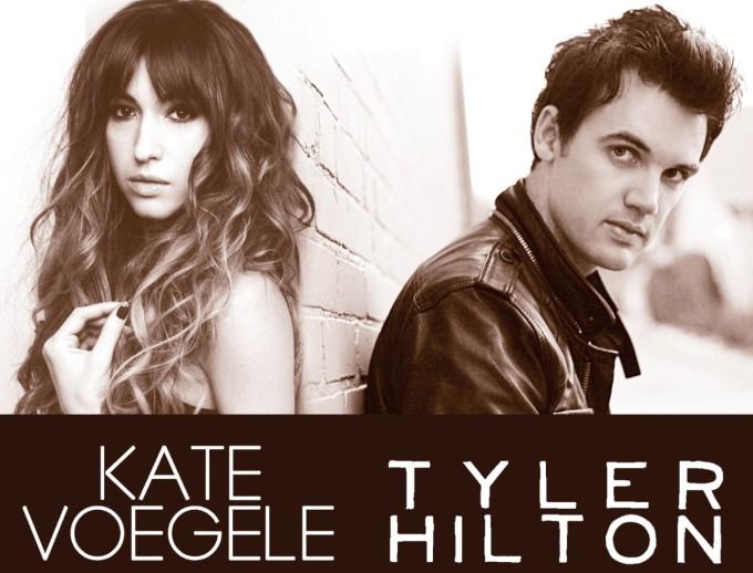 Kate Voegele & Tyler Hilton