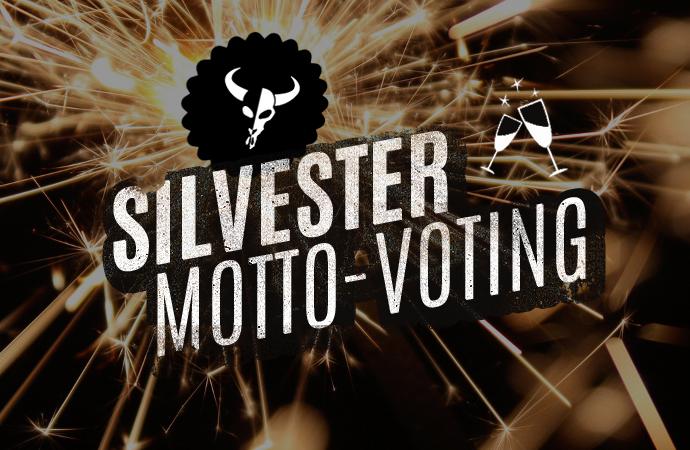 Grosses Silvester-Motto-Voting 2015