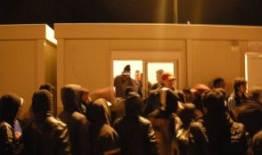Spendenaktion für Flüchtlinge auf der Balkanroute 2