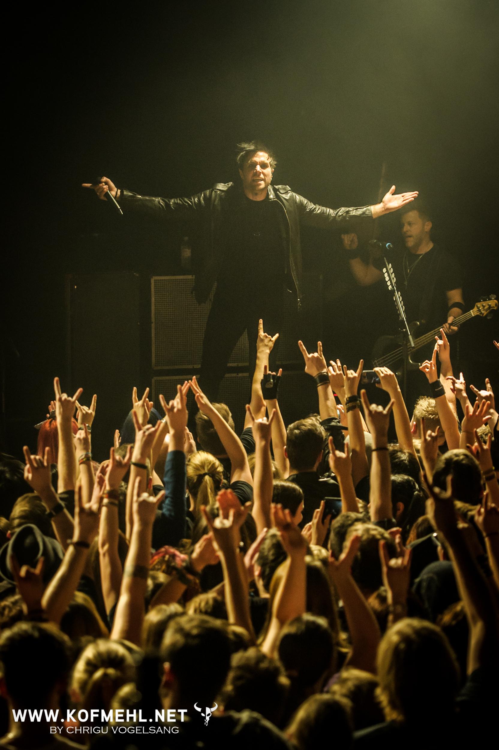 Three Days Grace - die Fotos