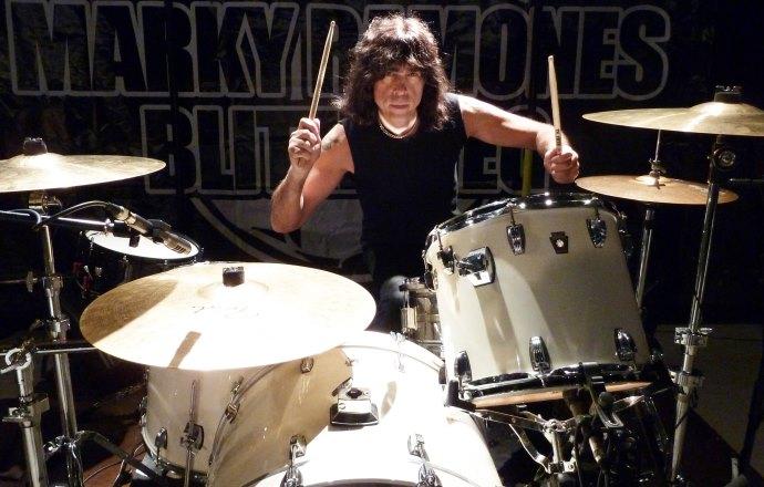 Frisch bestätigt: Marky Ramone's Blitzkrieg