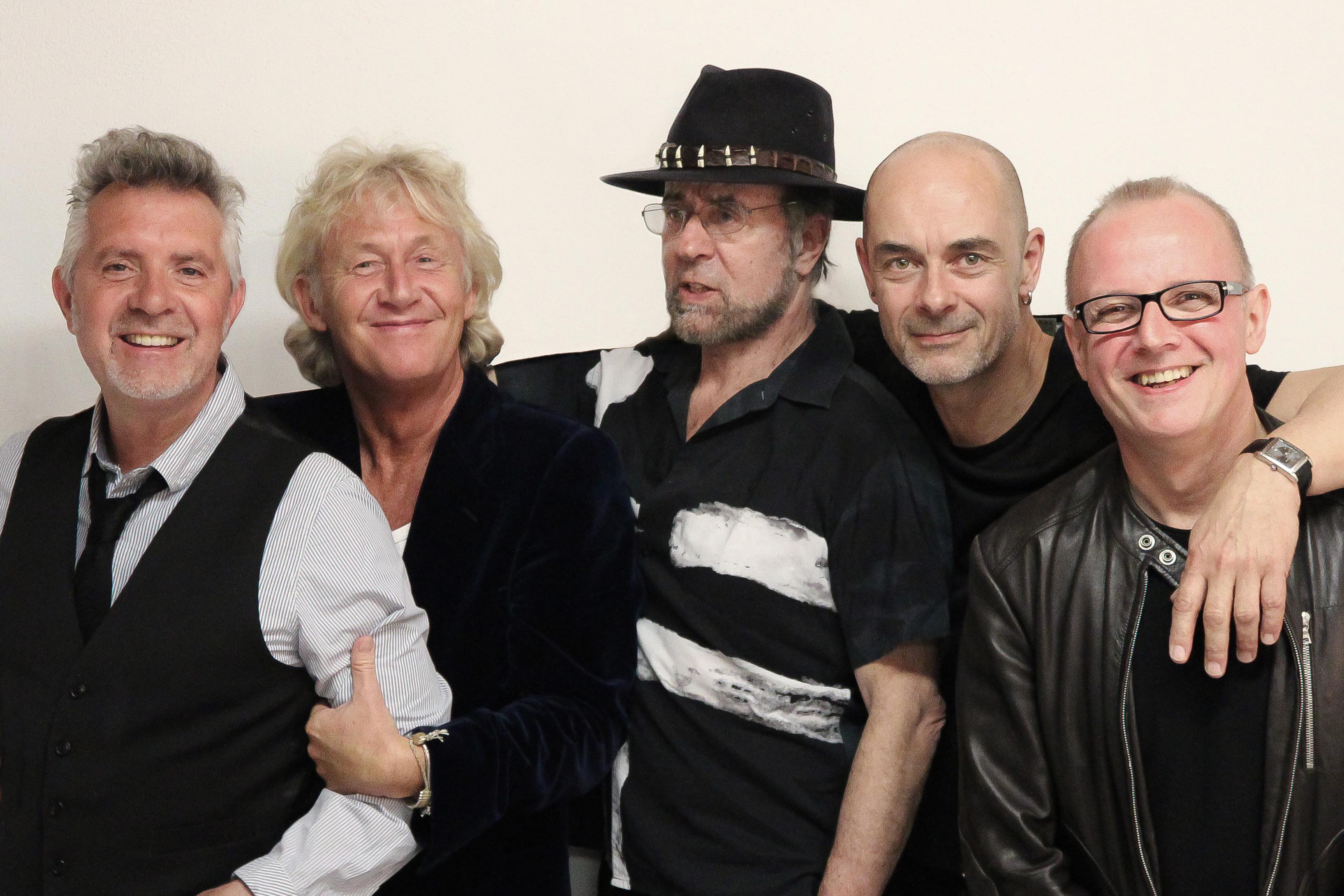 Manfred Mann's Earth Band kommen