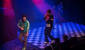 Scorpio Act Hip Hop Jam 2