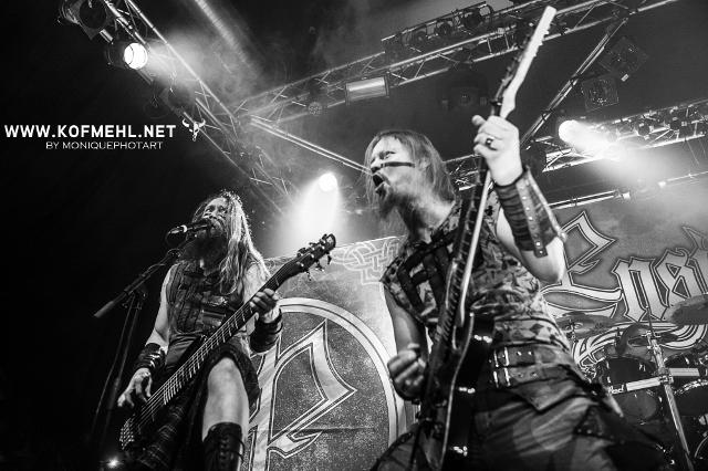 Ensiferum - Die Fotos
