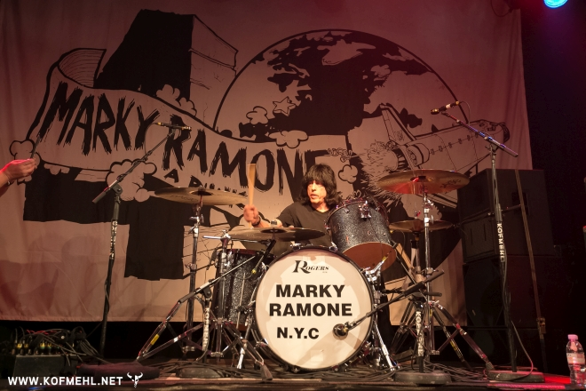 Marky Ramone's Blitzkrieg - die Fotos