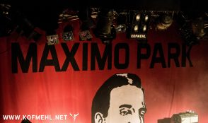 Maximo Park & His Clancyness 22