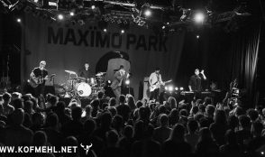 Maximo Park & His Clancyness 25