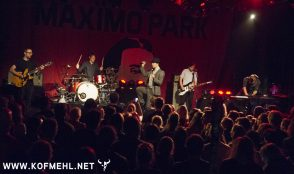 Maximo Park & His Clancyness 26