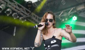 Stefanie Heinzmann @ Openair Etziken 18