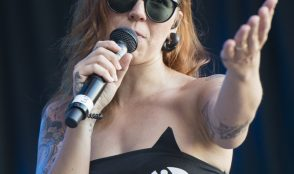 Stefanie Heinzmann @ Openair Etziken 8