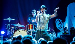 Maximo Park & His Clancyness 14