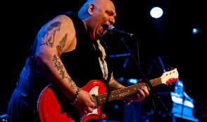 Popa Chubby / Brandy Butler & The Foxionaires 1