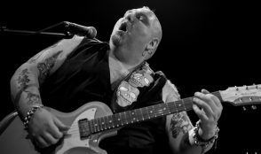 Popa Chubby / Brandy Butler & The Foxionaires 8