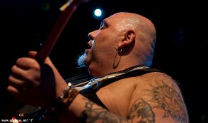 Popa Chubby / Brandy Butler & The Foxionaires 12