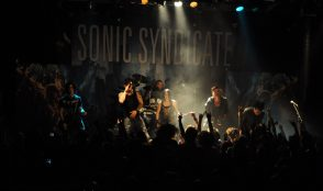 Sonic Syndicate 3