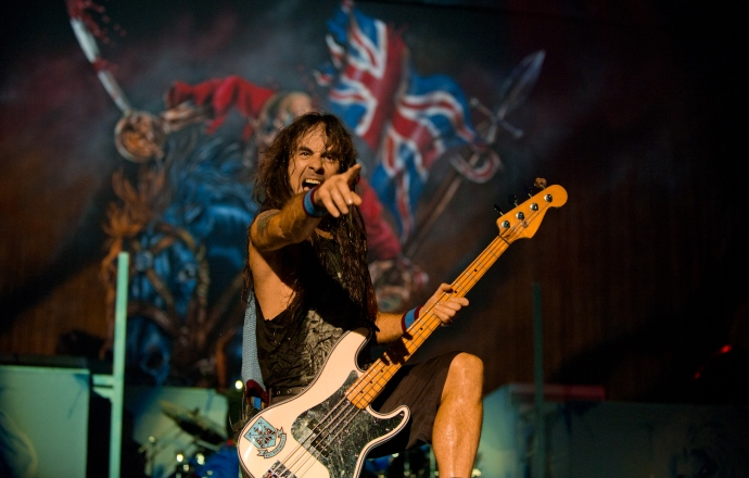 Steve Harris British Lion kommt