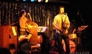Christoph Irniger Quartet 3