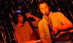 Christoph Irniger Quartet 5