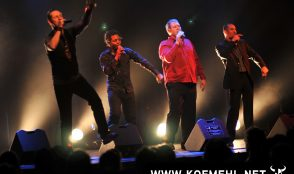 The Flying Pickets 10