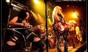 Dragonforce / Huntress / Kissin' Dynamite 36