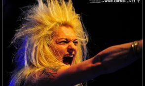 Dragonforce / Huntress / Kissin' Dynamite 43