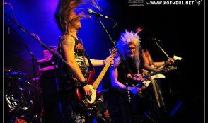 Dragonforce / Huntress / Kissin' Dynamite 46
