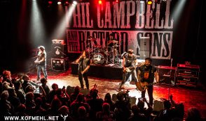 Phil Campbell and the Bastards Sons 8