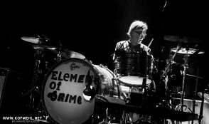 Element of Crime & VOWS 13