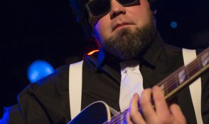 Johnny Fontane & The Rivals feat. Justina lee Brown @ blueMonday 18