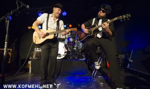 Johnny Fontane & The Rivals feat. Justina lee Brown @ blueMonday 19