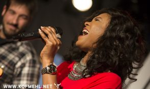 Johnny Fontane & The Rivals feat. Justina lee Brown @ blueMonday 30