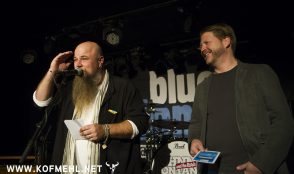 Johnny Fontane & The Rivals feat. Justina lee Brown @ blueMonday 2