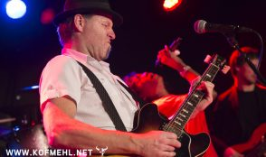 Johnny Fontane & The Rivals feat. Justina lee Brown @ blueMonday 37
