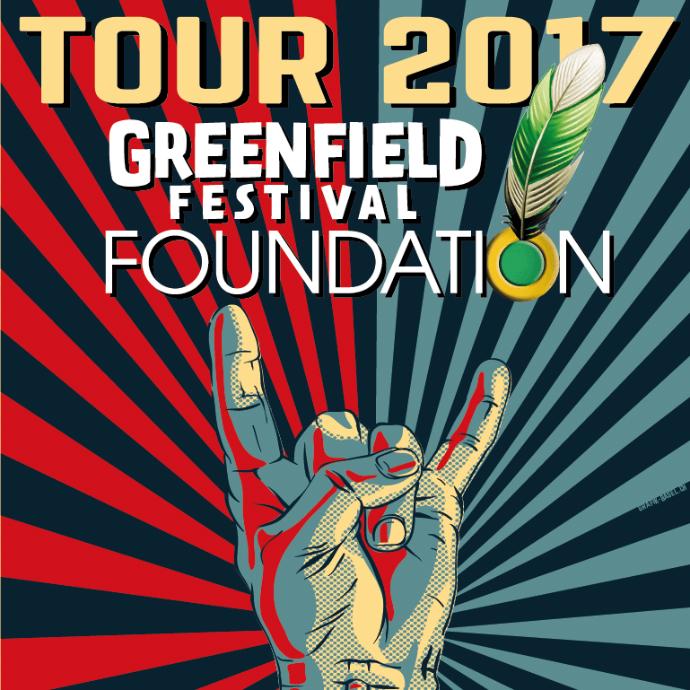 Frisch bestätigt: Greenfield Festival Foundation