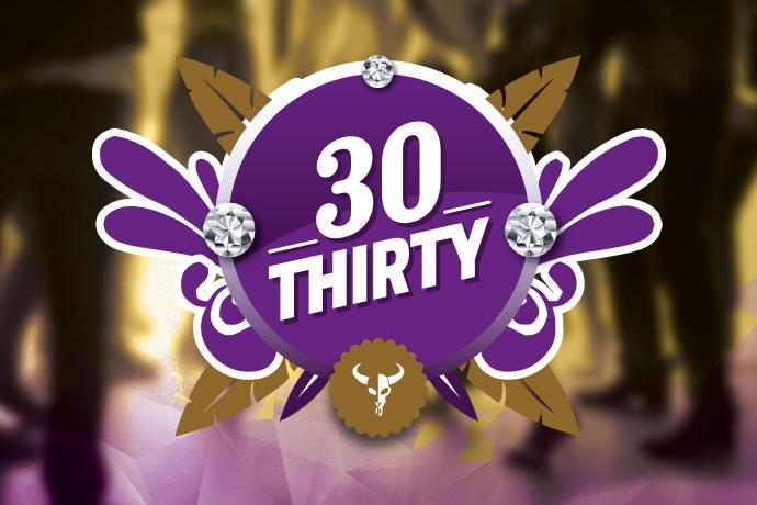 Thirty