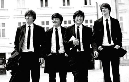Frisch bestätigt: Help! Die Hits der Beatles live