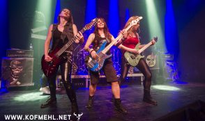 The Iron Maidens 46