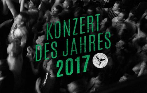 Konzert des Jahres 2017