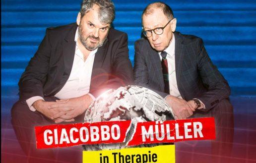 Frisch bestätigt: Giacobbo / Müller Zusatzshow am Nachmittag