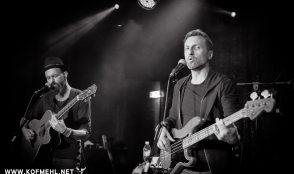 Restless – Plattentaufe, Support The Next Movement 20