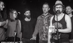 Restless – Plattentaufe, Support The Next Movement 44