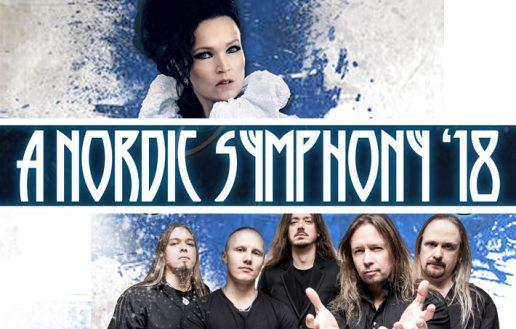Frisch bestätigt: Tarja & Stratovarius