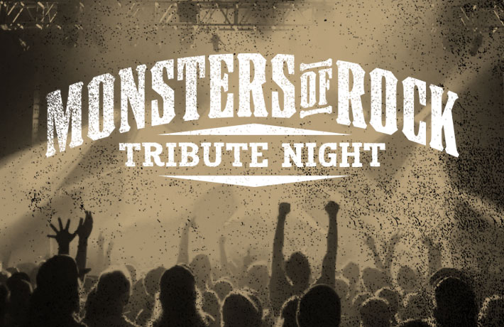 Monsters Of Rock Tribute Night