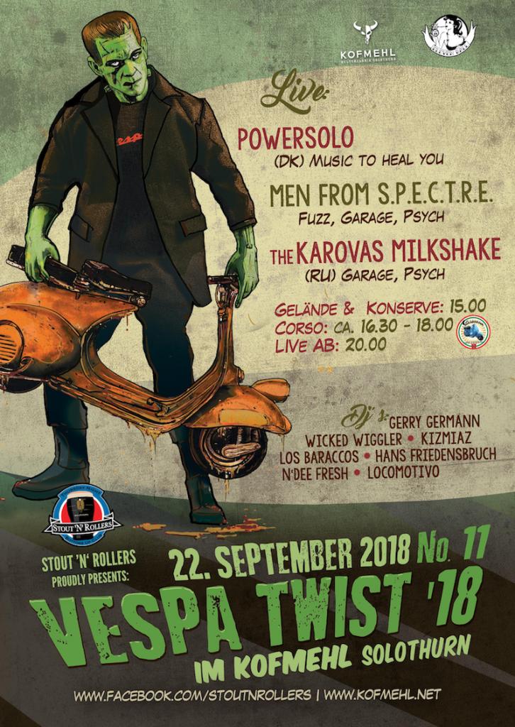 Vespa Twist 2018