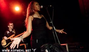 Samantha Martin & Delta Sugar @ blueMonday 22