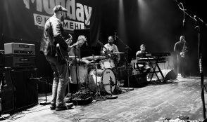 Henrik Freischlader Band @ Bluemonday 1